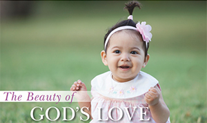 Beauty of God's love