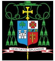 Crest of Bishop Michael Olson