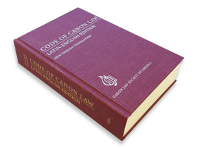 Code of Cannon Law book