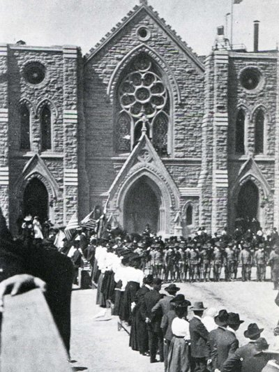 St. Patrick Cathedral, 1905