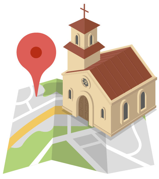 Parish Finder
