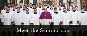 Meet the Seminarians