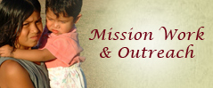 Mission Work / Outreach