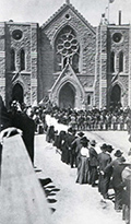 St. Patrick Cathedral in 1905