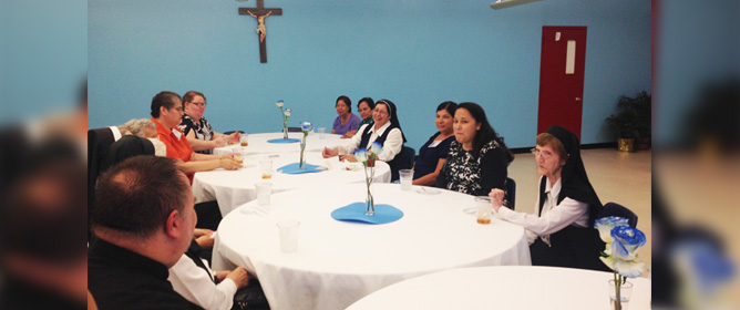 Marian Mass/Dinner for Single Women in Vocation Discernment